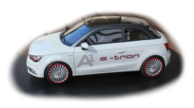 looksmart audi a1 etron blanc edition limit e 99. Black Bedroom Furniture Sets. Home Design Ideas
