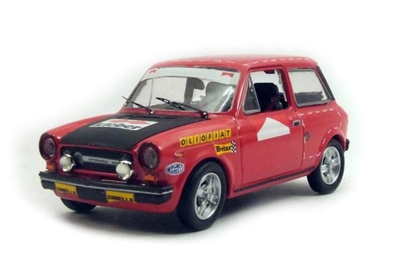 BEST - Autobianchi A112 Abarth Stradale Trofeo - 1977 - BES9473 -