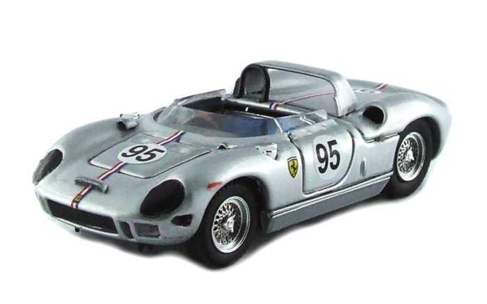 ARTMODEL - Ferrari 330 P N°95 Bridgehampton New-York 1966  - ART309 -