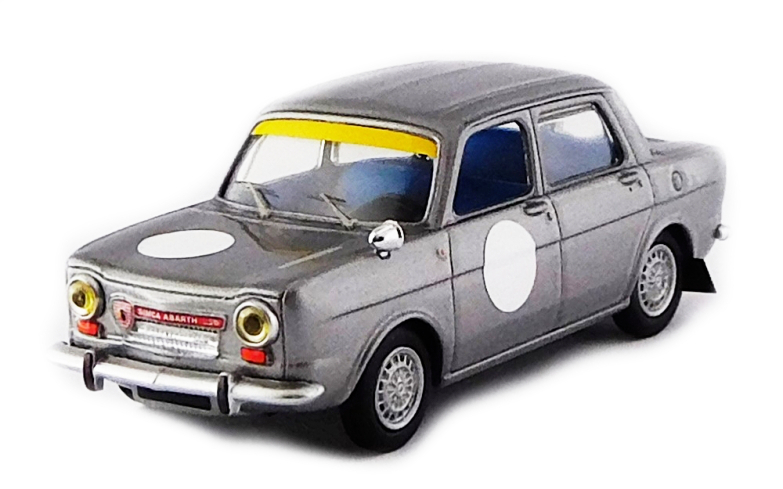 BEST - Simca 1150 Abarth Rally - 1963 - BES9697 -