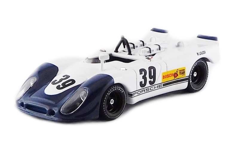 BEST -  Porsche 908/02 Flunder n°39 Interseries Norisring - 1970 - Lauda  - BES9703 -