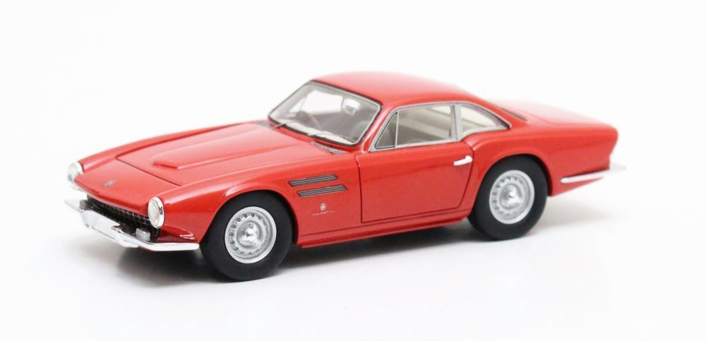 MATRIX - Jaguar Type D LM Michelotti Rouge - 1963 - MAX41001-052 -