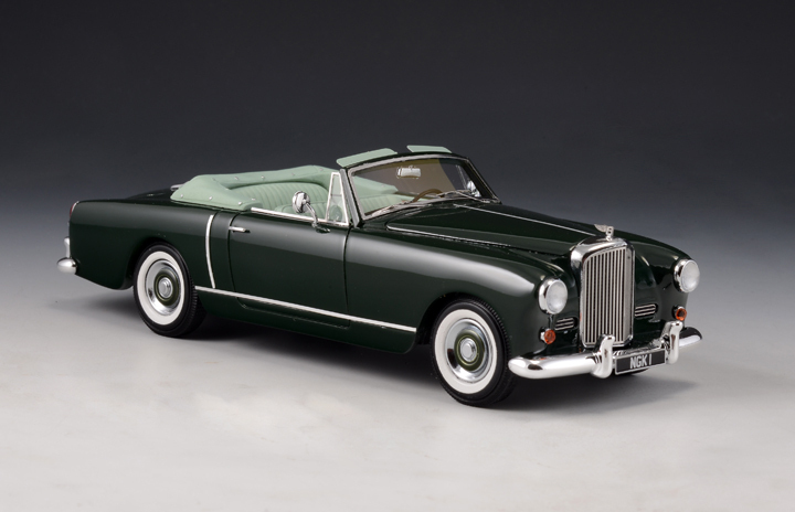 GLM - Bentley S 1 Drophead Coupe Graber - 1956 - GLM216001 -