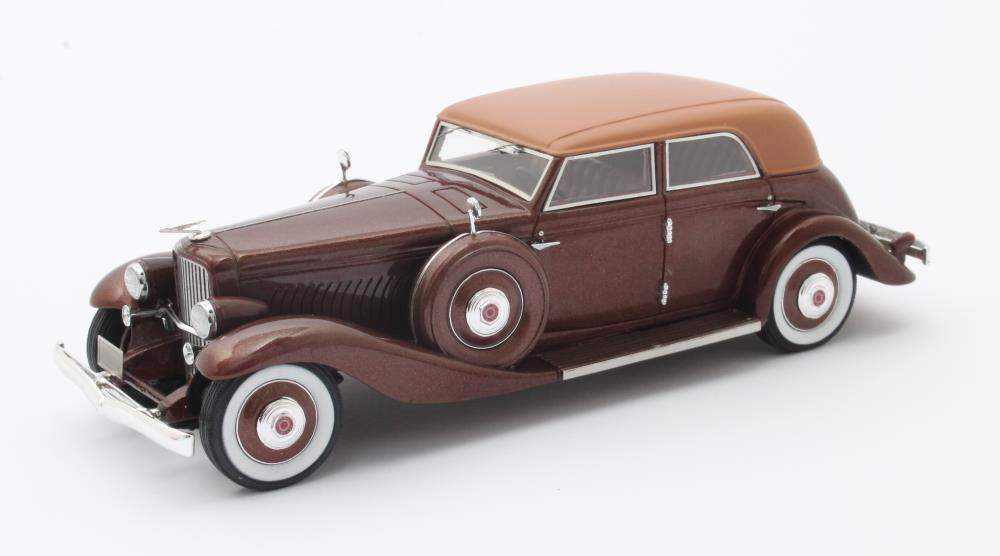 MATRIX - Duesenberg JN 559-2587 Long Wheel Base Rollston/Bohman & Schartz 1935 - MAX50406-021 -