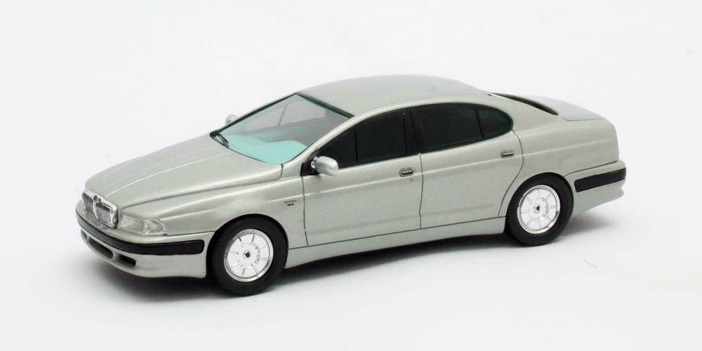 4c9b1d10a1 Nouveau MATRIX - Jaguar V12 Kensington Italdesign Concept Argent - 1990 -  MAX51001-061 -