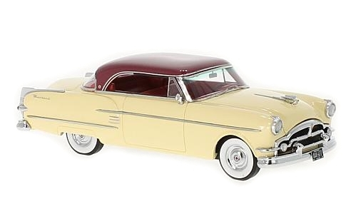 Neo_Packard_Pacific_beige_rouge_-_1954